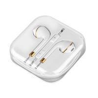 Наушники HOCO M1 series Earphone for Apple белый