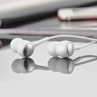 Наушники HOCO M19 Drumbeat universal earphone with mic белый