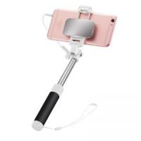 Палка для селфи K2 magic mirror selfie stick черный