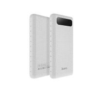 Дополнительный аккумулятор HOCO B20A-20000 mig lcd power bank white
