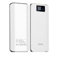 Дополнительный аккумулятор HOCO B23A-15000 flowed power bank белый