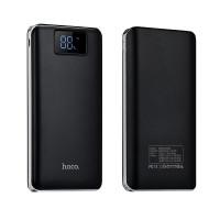 Дополнительный аккумулятор HOCO B23B-20000 flowed power bank черный