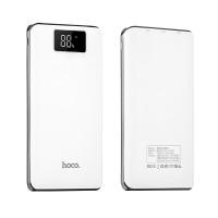 Дополнительный аккумулятор HOCO B23B-20000 flowed power bank белый