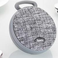 Стерео колонка HOCO BS7 MoBu sports wireless speaker  gray