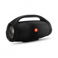 Портативная стерео колонка Bluetooth Boombox Big черная