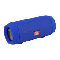 Портативная стерео колонка Bluetooth CHARGE 2 Plus синяя