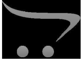 Лежанка для животных ЛАМА оксфорд мех диаметр 55 см, WIKO р.М Синяя